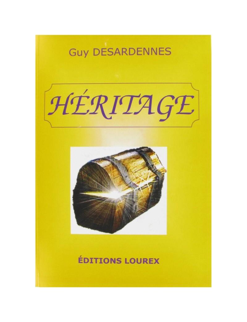 livre heritage guy desardennes