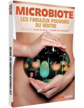 LE MICROBIOTE, les fabuleux pouvoirs du ventre