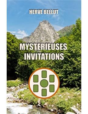 livre mysterieuses invitations hervé bellut