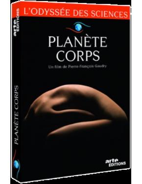 dvd planete corps pierre–françois gaudry