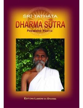 livre dharma sutra sri tathata
