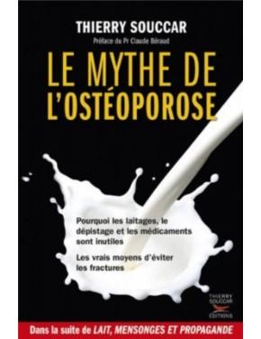 livre le mythe de l'ostéoporose thierry souccar