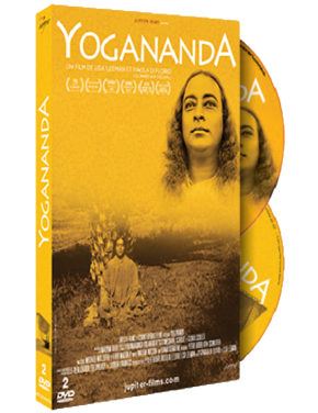 dvd yogananda la voie du bonheur lisa leeman